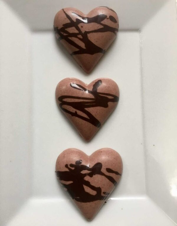 Raspberry-white-chocolate-heart-for-sale
